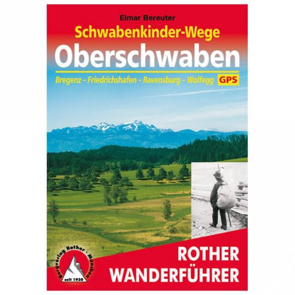 Bergverlag Rother - Schwabenkinder-Wege - Wandelgidsen