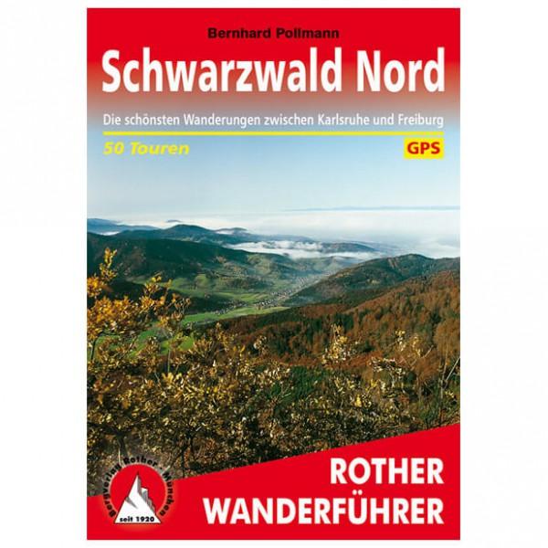 Bergverlag Rother - Schwarzwald - Nord - Vandreguides