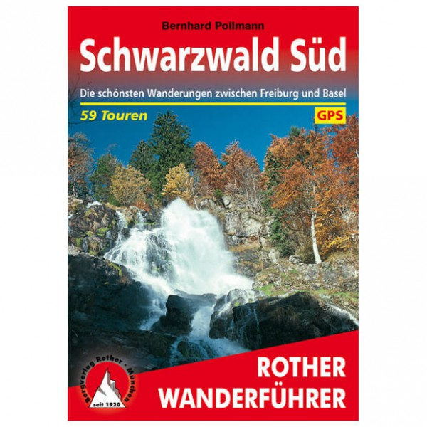 Bergverlag Rother - Schwarzwald - Süd