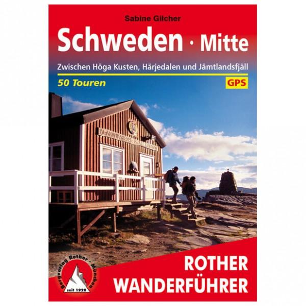 Bergverlag Rother - Schweden - Mitte