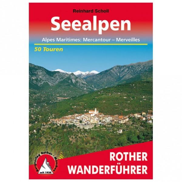 Bergverlag Rother - Seealpen - Walking guide books