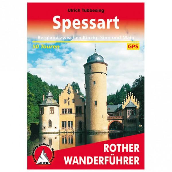 Bergverlag Rother - Spessart - Vandringsguider