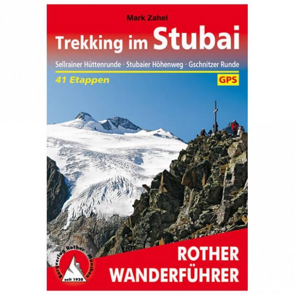 Bergverlag Rother - Stubai - Wandelgidsen