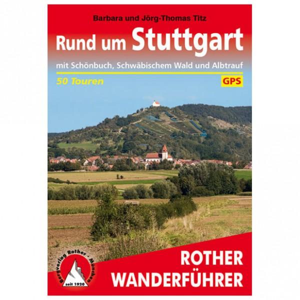 Bergverlag Rother - Stuttgart - Wandelgidsen
