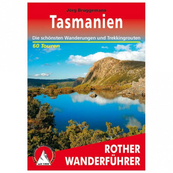 Bergverlag Rother - Tasmanien - Guides de randonnée