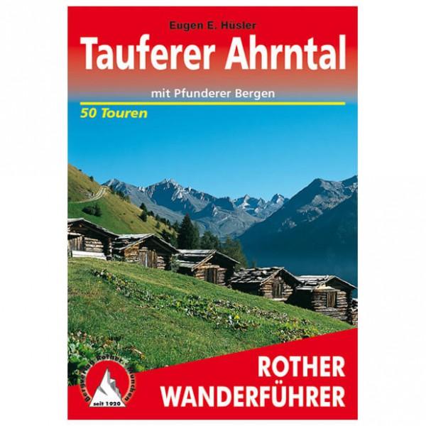 Bergverlag Rother - Tauferer Ahrntal - Vaellusoppaat