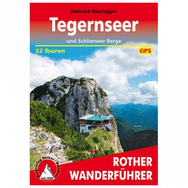 Bergverlag Rother - Tegernseer Und Schlierseer Berge