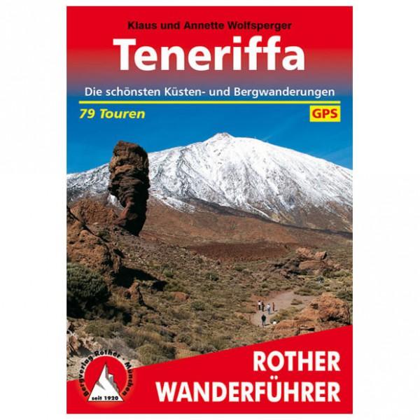 Bergverlag Rother - Teneriffa - Guides de randonnée