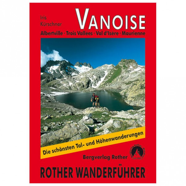Bergverlag Rother - Vanoise - Guides de randonnée