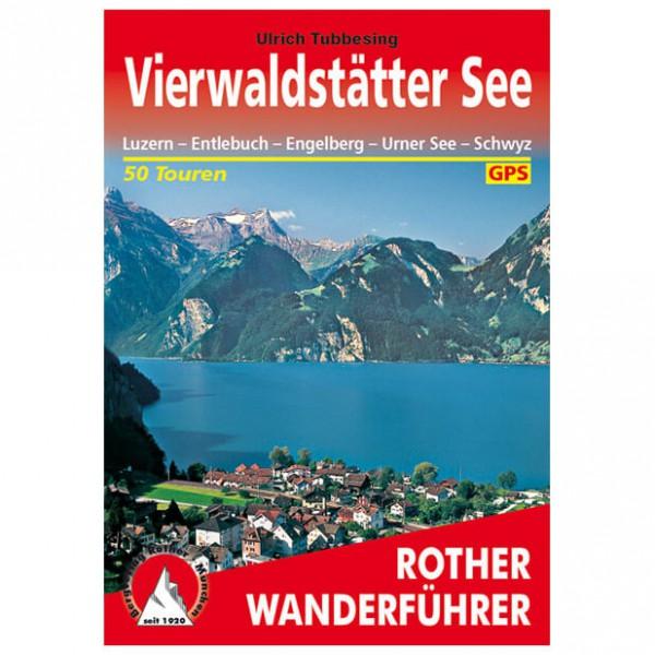 Bergverlag Rother - Vierwaldstätter See - Wandelgidsen