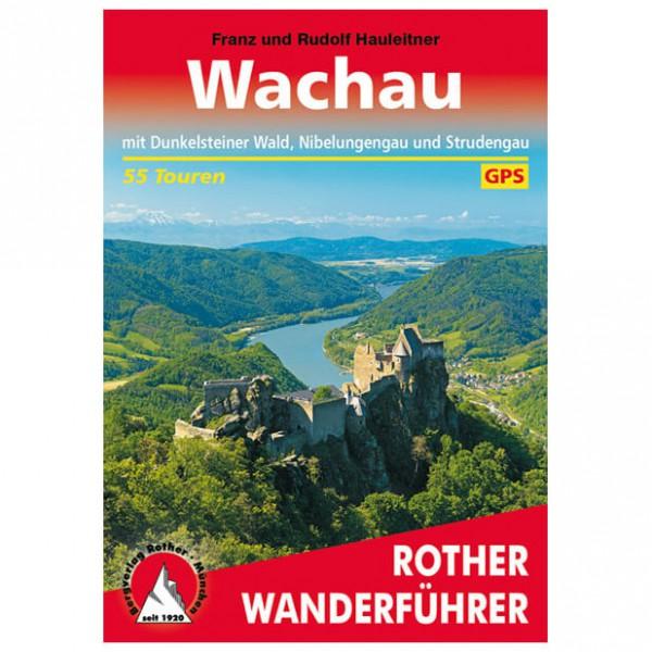 Bergverlag Rother - Wachau - Walking guide book