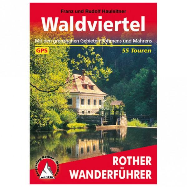 Bergverlag Rother - Waldviertel - Walking guide book