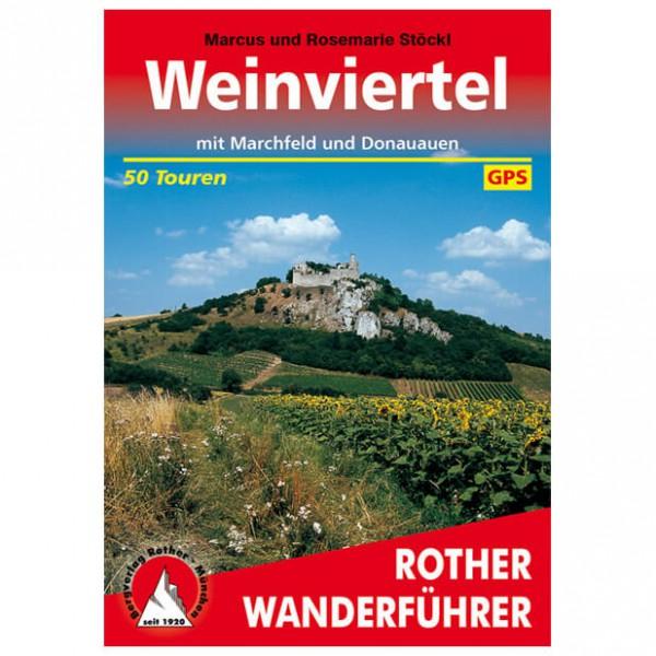 Bergverlag Rother - Weinviertel - Walking guide book