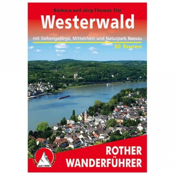 Bergverlag Rother - Westerwald - Guides de randonnée