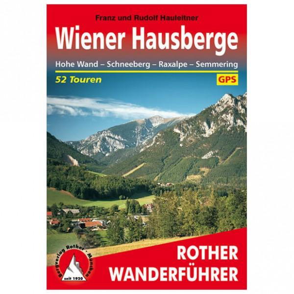 Bergverlag Rother - Wiener Hausberge - Vandringsguider