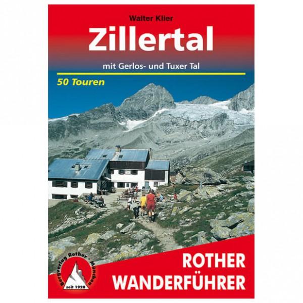 Bergverlag Rother - Zillertal - Wandelgidsen
