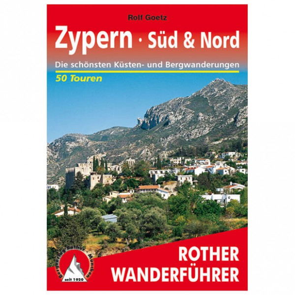 Bergverlag Rother - Zypern - Süd & Nord