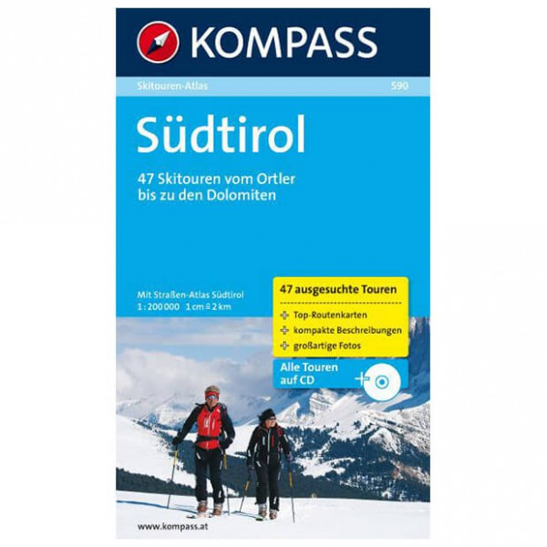Kompass - Südtirol - Wandelgidsen