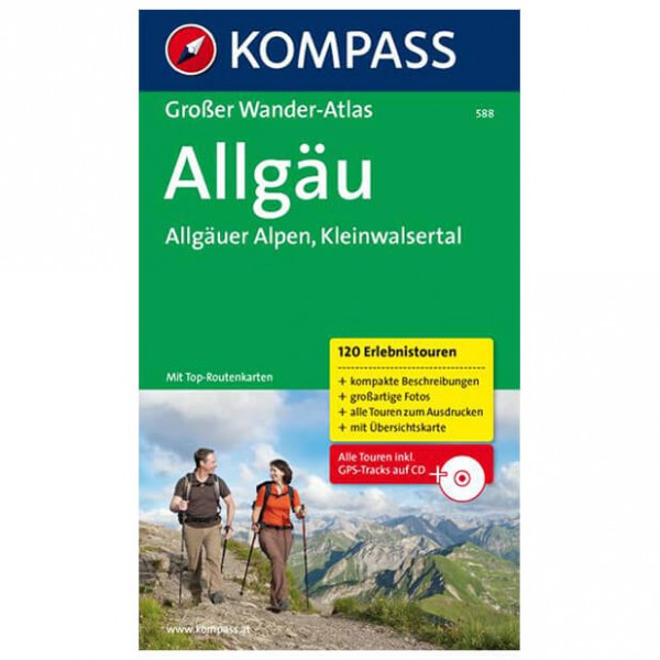 Kompass - Allgäu - Allgäuer Alpen