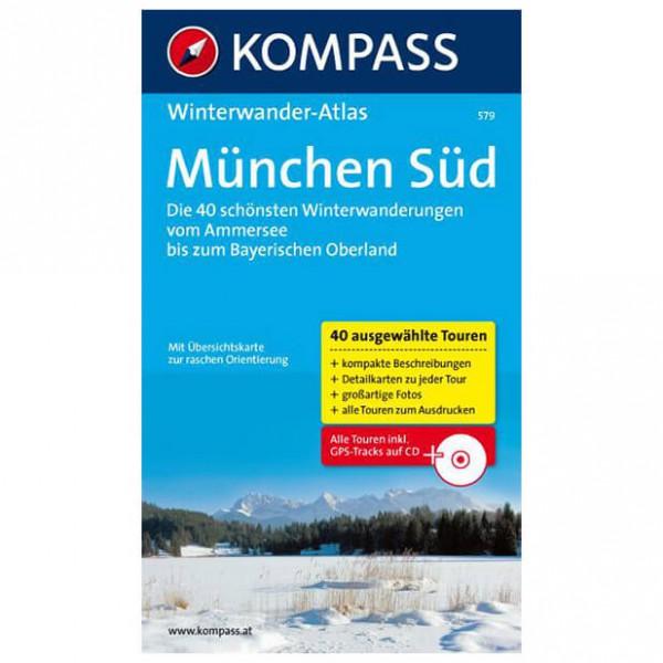 Kompass - München Süd - Walking guide books