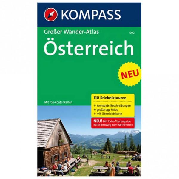 Kompass - Österreich - Wandelgidsen