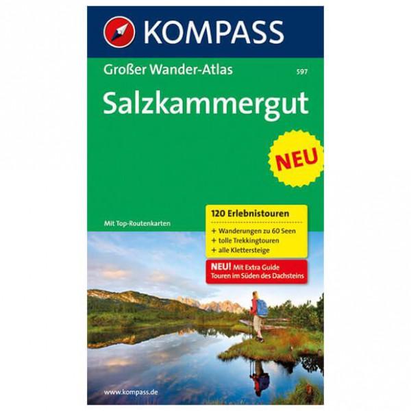 Kompass - Salzkammergut - WA 597