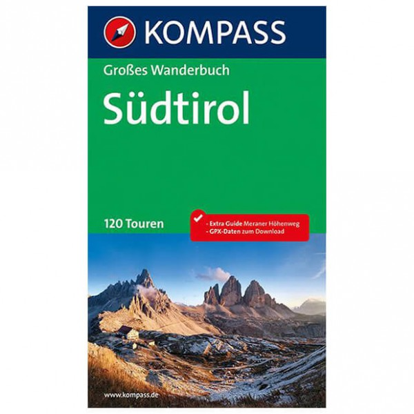 Kompass - Südtirol - Guides de randonnée