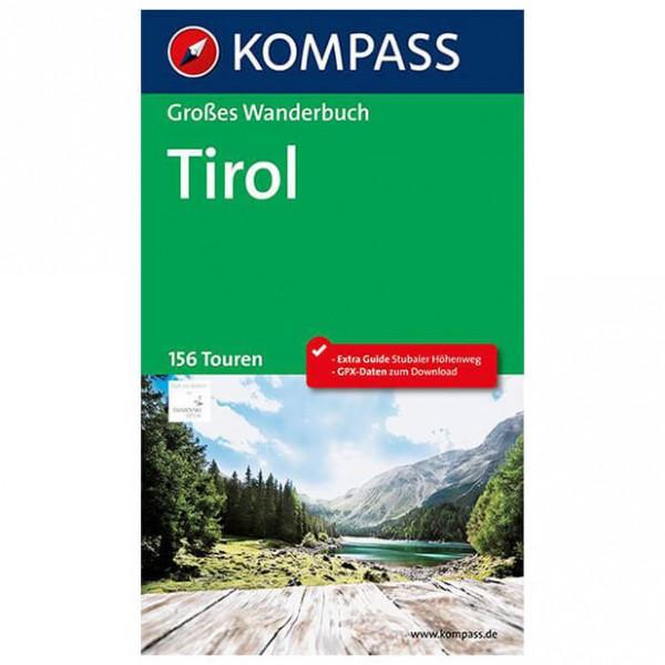 Kompass - Tirol - Wandelgidsen