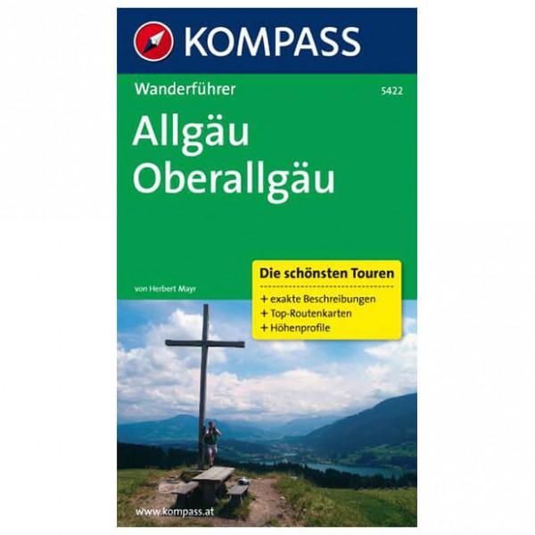 Kompass - Allgäu - Wandelgidsen