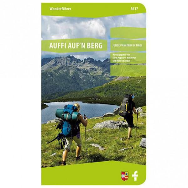 Kompass - Auffi auf'n Berg - Walking guide book
