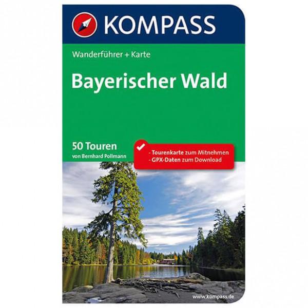 Kompass - Bayerischer Wald - Walking guide books