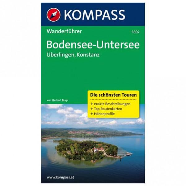 Kompass - Bodensee - Untersee - Überlingen - Konstanz