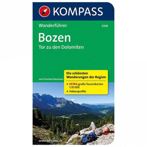 Kompass - Bozen - Walking guide books