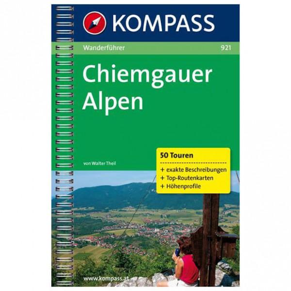Kompass - Chiemgauer Alpen - Vaellusoppaat