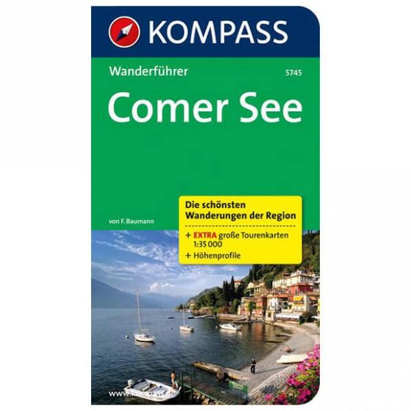Kompass - Comer See - Vaellusoppaat
