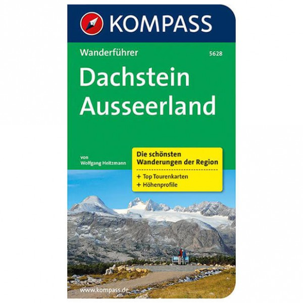 Kompass - Dachstein - Walking guide books
