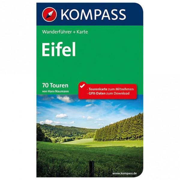 Kompass - Eifel - Walking guide books