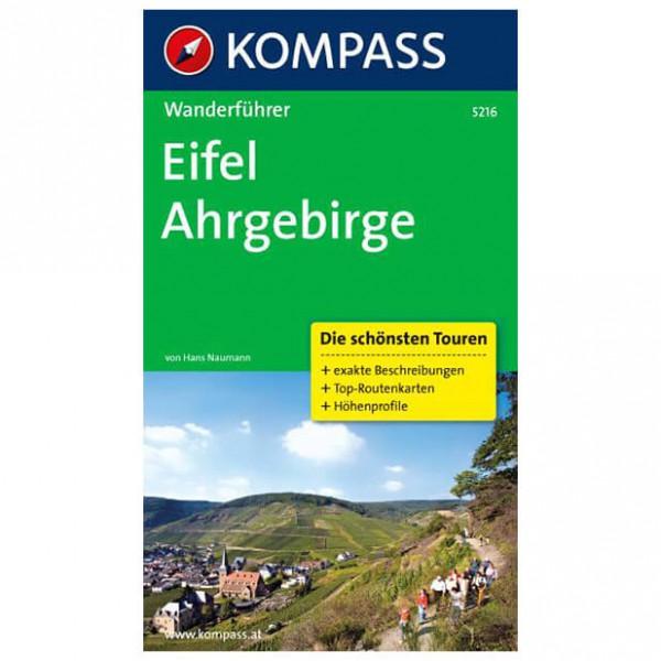 Kompass - Eifel, Ahrgebirge - Hiking guides