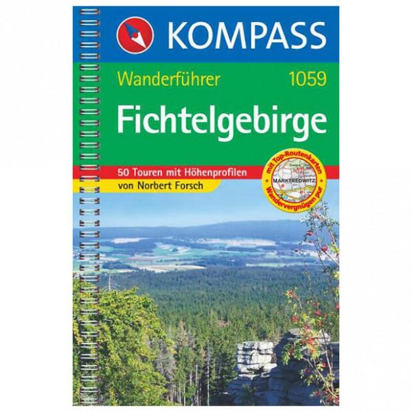 Kompass - Fichtelgebirge - Vandringsguider