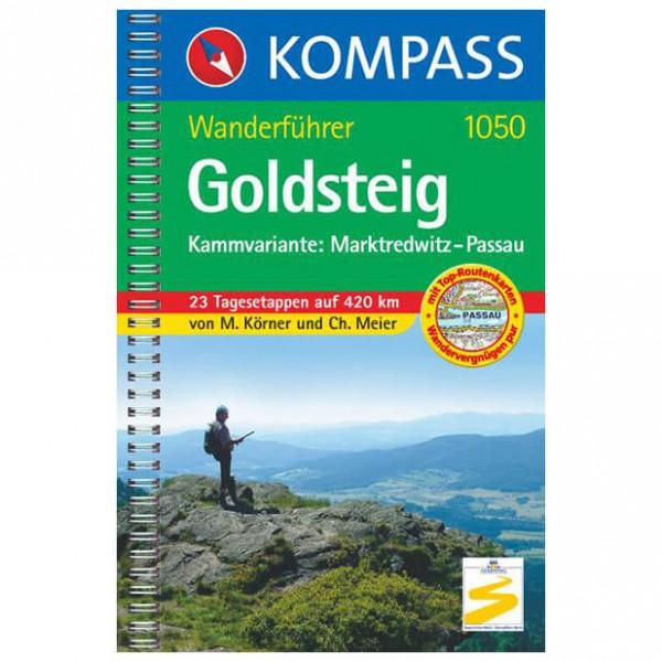 Kompass - Goldsteig - Kammvariante: Marktredwitz - Passau