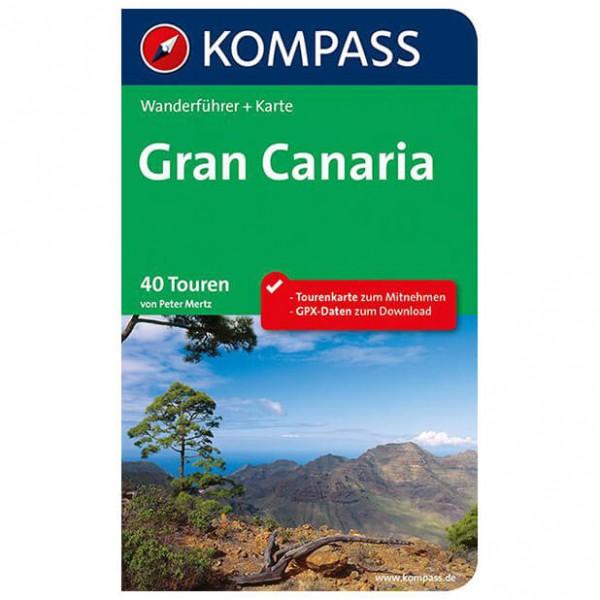 Kompass - Gran Canaria - Vandringsguider