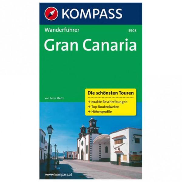 Kompass - Gran Canaria - Wanderführer 5908