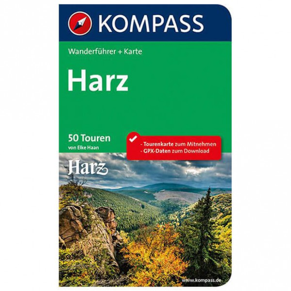 Kompass - Harz - Hiking guides