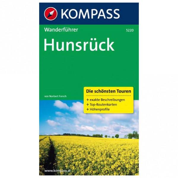Kompass - Hunsrück - Walking guide books