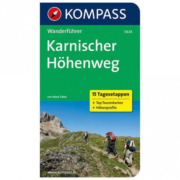 Kompass - Karnischer Höhenweg - Walking guide books