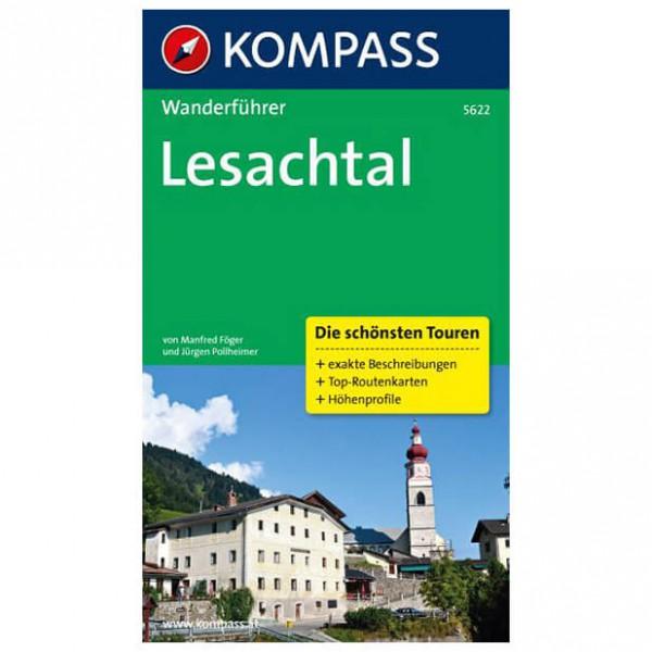 Kompass - Lesachtal - Walking guide books