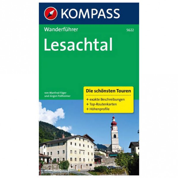 Kompass - Lesachtal - Wandelgidsen