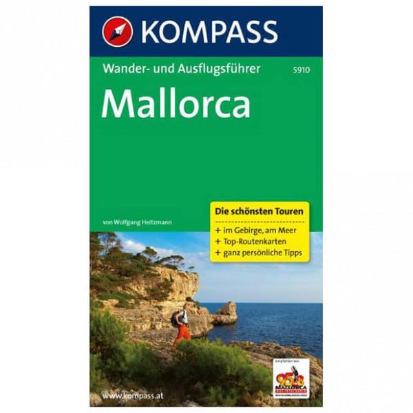 Kompass - Mallorca - Wanderführer 5910