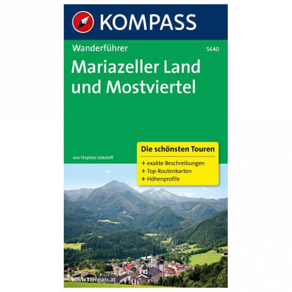 Kompass - Mariazeller Land und Mostviertel - Hiking guides