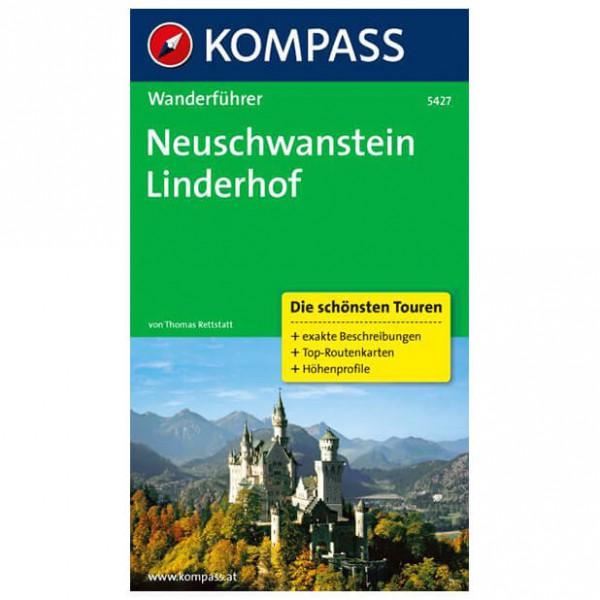 Kompass - Neuschwanstein - Walking guide book